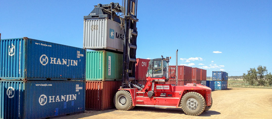 NErs 10 foot shipping container brisbane